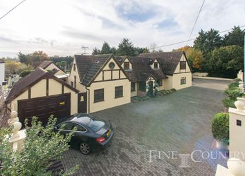Thumbnail 5 bed detached house for sale in Ongar Road, Writtle, Chelmsford