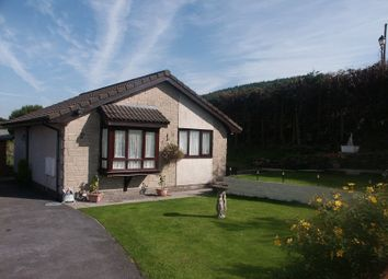 Thumbnail 2 bed detached bungalow to rent in 15 Cwm Farteg, Bryn, Port Talbot.