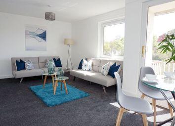 Thumbnail 2 bed flat for sale in Kelvin Drive, Murray, East Kilbride