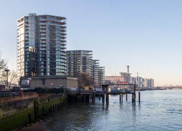 Thumbnail 2 bed flat to rent in Four Riverlight Quay, Nine Elms Lane, Vauxhall, London
