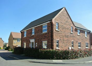Thumbnail 4 bed detached house for sale in 41 Newbury Crescent, Bourne, Lincolnshire