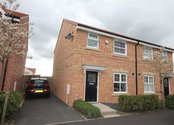 Thumbnail 3 bed semi-detached house for sale in Abbey Green, Spennymoor