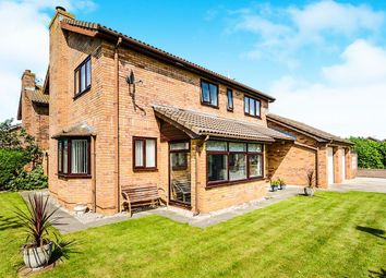 Thumbnail 4 bed detached house for sale in Ffordd Y Berllan, Towyn, Abergele