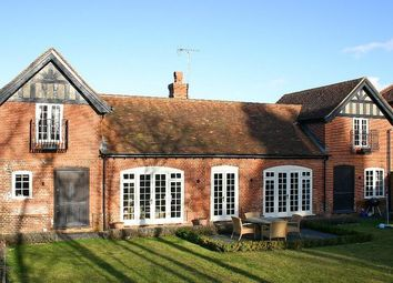 Thumbnail 4 bed detached house to rent in Hill Farm Lane, Chalfont St. Giles