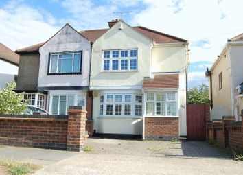 Thumbnail 3 bed semi-detached house to rent in Long Lane, Grays