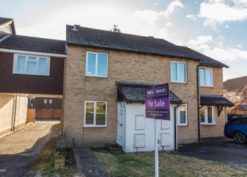 Thumbnail 2 bed semi-detached house for sale in Derrick Close, Calcot, Reading