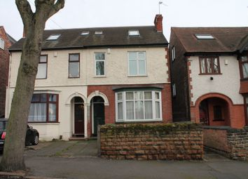 Thumbnail 8 bed semi-detached house to rent in Harlaxton Drive, Lenton, Nottingham