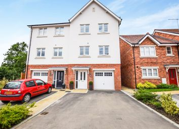 Thumbnail 4 bedroom semi-detached house for sale in Turvin Cresent, Gilston, Harlow