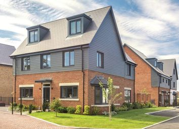 "Thumbnail 4 bed property for sale in ""The Oatvale"" at Burlina Close, Whitehouse, Milton Keynes"