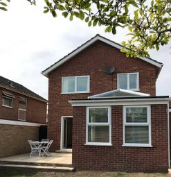 Thumbnail 4 bed detached house to rent in Chestnut Hill, Norwich
