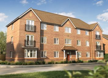 "Thumbnail 2 bed flat for sale in ""The Ahlberg"" at University Park Drive, Worcester"