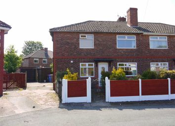 Thumbnail 3 bed semi-detached house to rent in Fiddlers Lane, Irlam