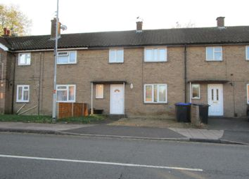 Thumbnail 3 bed terraced house to rent in Grange Road, Abington, Northampton