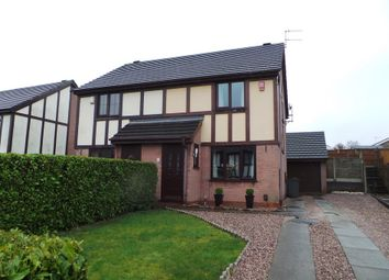 Thumbnail 3 bed semi-detached house for sale in Ledstone Way, Longton, Stoke-On-Trent
