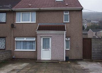Thumbnail 3 bedroom semi-detached house for sale in Newton Avenue, Aberavon, Port Talbot