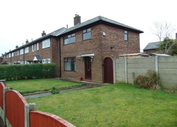 Thumbnail 3 bed end terrace house for sale in Borrowdale Avenue, Warrington, Cheshire