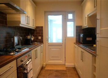 Thumbnail 2 bed flat to rent in Manor Road, Swanscombe, Kent