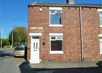 Thumbnail 2 bed end terrace house for sale in Roseberry Street, Beamish, Stanley, Durham