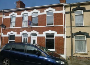 Thumbnail 2 bed terraced house to rent in Bell Street, Barry