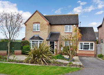 Thumbnail 3 bed detached house for sale in Preston Place, Newbury