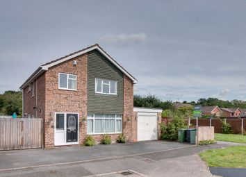 4 bed detached house for sale in Cherington Close, Matchborough East, Redditch B98