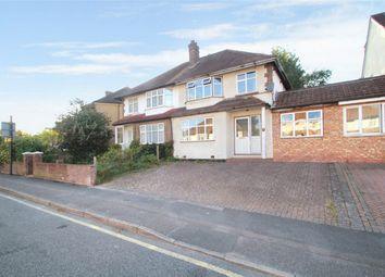 North Way, Uxbridge UB10. 4 bed semi-detached house for sale