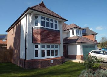 Thumbnail 4 bed detached house to rent in Jupiter Road, Evesham