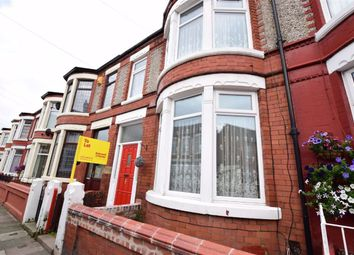 3 bed terraced house to rent in Clifford Road, Wallasey, Merseyside CH44