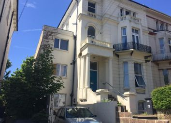 Thumbnail 3 bed flat for sale in Pevensey Road, St Leonards On Sea, East Sussex