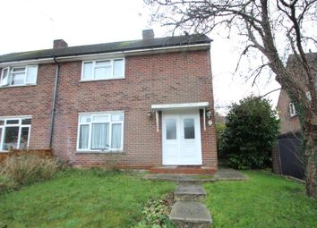 Thumbnail 3 bed end terrace house to rent in Imber Road, Winchester