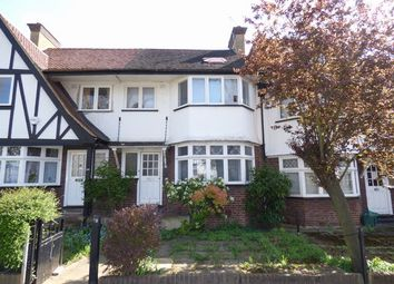Thumbnail 4 bed terraced house to rent in Monks Drive, London