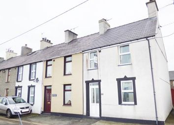 Thumbnail 2 bed end terrace house for sale in Snowdon View, Llangaffo, Gaerwen
