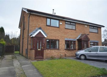 Thumbnail 2 bed semi-detached house for sale in Leech Brook Avenue, Audenshaw, Manchester, Greater Manchester