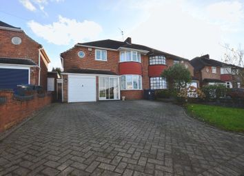 Thumbnail 5 bedroom semi-detached house for sale in Rednal Road, Birmingham
