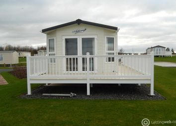 Thumbnail 3 bed mobile/park home to rent in Haggerston Berwick-Upon-Tweed