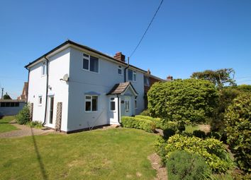 4 bed semi-detached house for sale in Woolpit, Bury St Edmunds, Suffolk IP30