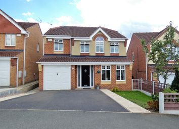 Thumbnail 4 bed detached house for sale in Wildmoor Wood Close, Stalybridge