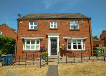 Thumbnail 4 bed detached house for sale in Barnton Edge, Stone