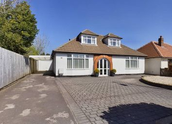 Thumbnail 3 bed detached bungalow for sale in Heol Y Deri, Rhiwbina, Cardiff.