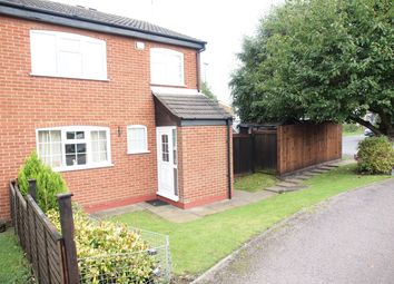 Thumbnail 3 bed semi-detached house for sale in Gladstone Street, Kibworth, Leicester