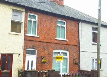 Thumbnail 3 bed terraced house for sale in Gladstone Street, Cross Keys, Newport, Caerphilly