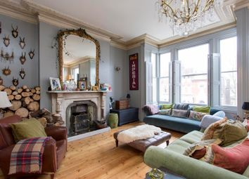 Thumbnail 3 bed flat for sale in Cecile Park, Crouch End, London