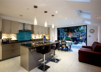 Thumbnail 4 bed terraced house for sale in Bendemeer Road, London