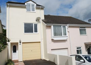 Thumbnail 2 bed end terrace house for sale in Bench Tor Close, Torquay