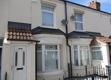 Thumbnail 2 bedroom terraced house to rent in Colenso Avenue, Holland Street, Hull
