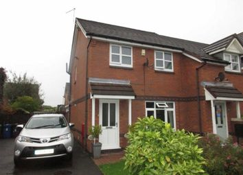 Thumbnail 3 bed mews house for sale in Halstead Grove, Leigh, Lancashire