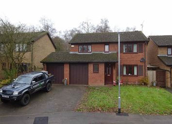 Thumbnail 4 bed detached house to rent in Rembrandt Close, Wokingham