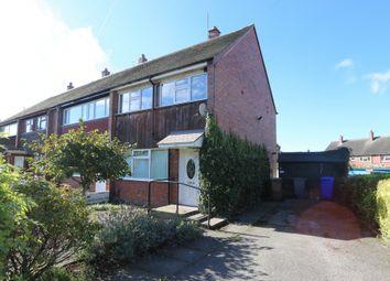 Thumbnail 2 bed town house for sale in Hurst Street, Longton
