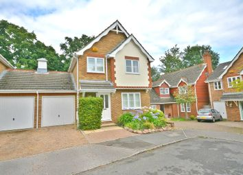 Thumbnail 4 bedroom link-detached house for sale in Kaynes Park, Ascot, Berkshire