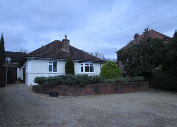 Thumbnail 4 bedroom detached bungalow to rent in Bedhampton Hill, Bedhampton, Havant